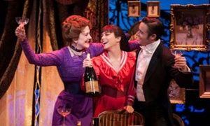 Gigi review – dubious age-gap musical fails to fizz - THE GUARDIAN #Gigi, #Musical, #Entertainment