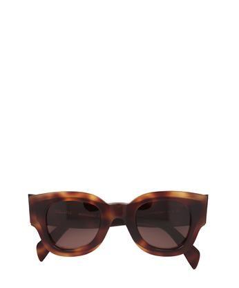 Céline - Zoe round frame sunglasses