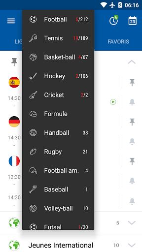 SofaScore Live Score v5.30.1 [Ad Free]   SofaScore Live Score v5.30.1 [Ad Free]Requirements:4.1 and upOverview:SofaScore is sports live score app with widget that gives you live coverage (results fixtures standings video etc.) for ALL LEAGUES and competitions in 17 sports.  SofaScore is sports live score app with widget that gives you live coverage (results fixtures standings video etc.) for ALL LEAGUES and competitions in 17 sports:  Football (Soccer) Basketball Ice Hockey Tennis Motorsport…