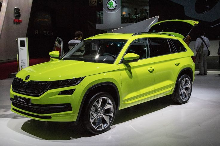 There's nothing grizzly about this Skoda Kodiaq