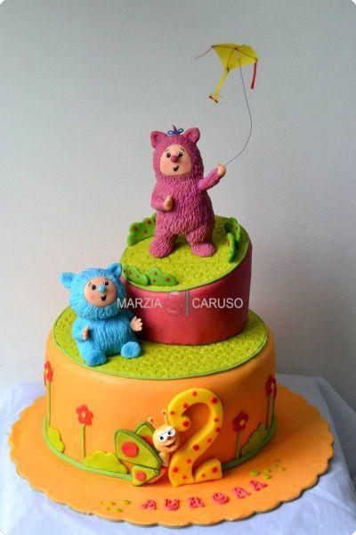 #Babytv #cakedesign #marziacaruso