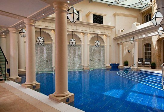 A New Hotel Celebrates the Thermal Mineral Springs in Bath, England