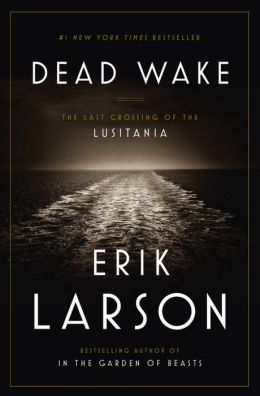 Dead Wake: The Last Crossing of the Lusitania -- the enthralling story of the sinking of the Lusitania On May 1, 1915, with WWI entering its tenth month, a luxury ocean liner as richly appointed as an English country house sailed out of New York, bound for Liverpool, carrying a record number of children and infants..........