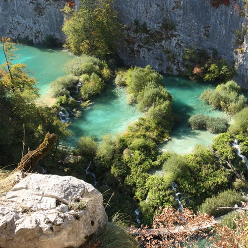 Kroatien - Nationalpark Plitwitzer Seen (Plitvice Lakes National Park)