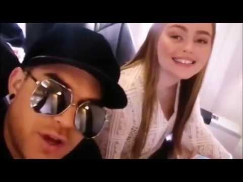 "The X Factor Australia 2016: Amalia Foy ""volta para casa"" com Adam Lambe..."