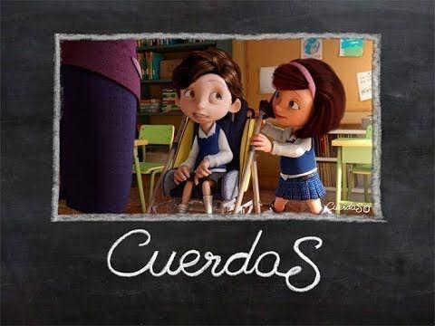 El guionista y director Pedro Solís García dirige esta pequeña obra de arte que ha sido reconocida recientemente con el Premio Goya 2014 al Mejor Cortometraje de Animación. Sobre parálisis cerebral. Este noes el corto, es un reportaje sobre el mismo.