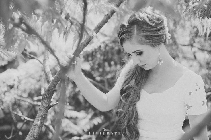 Delicate bride