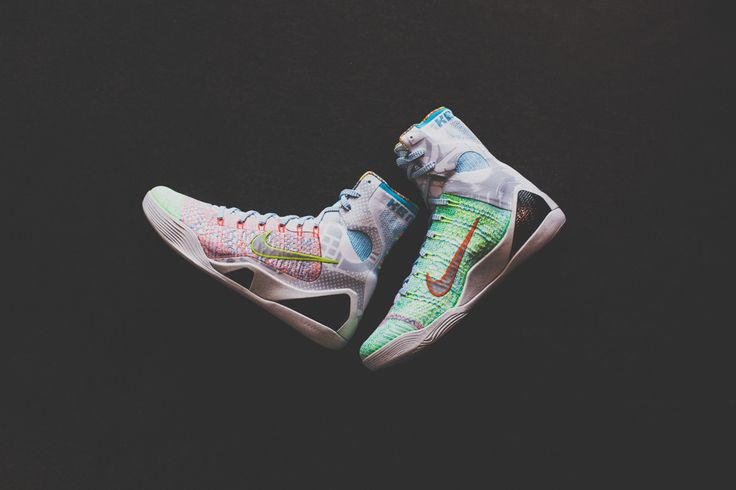 "Nike Kobe 9 Elite ""What The…"" (Detailed Pictures)"