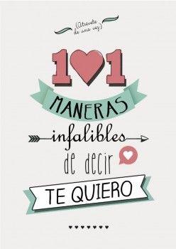 101 maneras infantiles de decir te quiero - http://todopdf.com/libro/101-maneras-infantiles-de-decir-te-quiero/