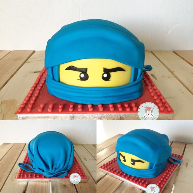 Ninjago cake, Recette de Ninjago cake par Les Délices De Oumi