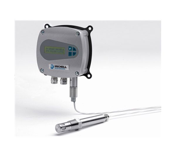 Michell Instruments WR295 Digital Relative Humidity Transmitter for Pressurized Applications up to 450 psi/30 Bar