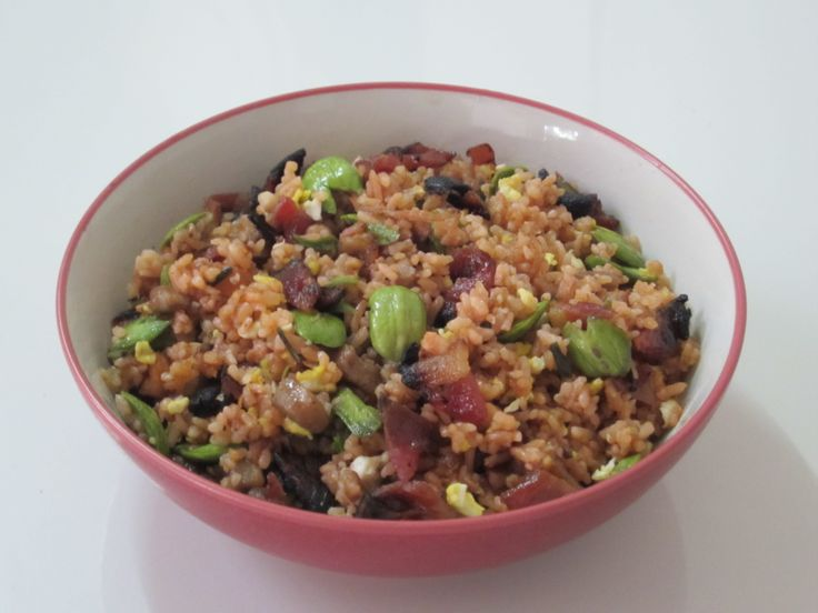 Fried Rice with Petai Beans
