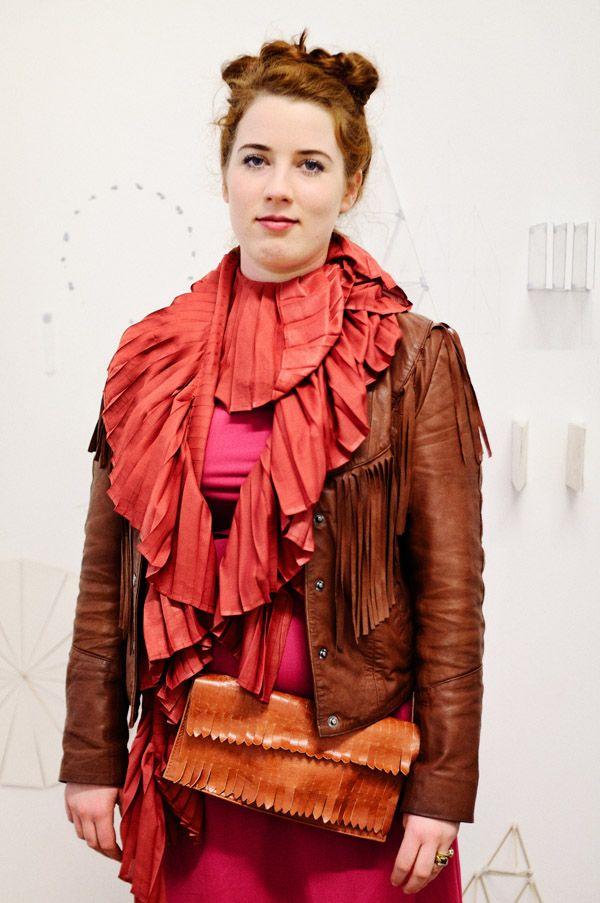Portrait of Sophie Keeling in her Studio, Artist in residence SNO Centre Marrickville