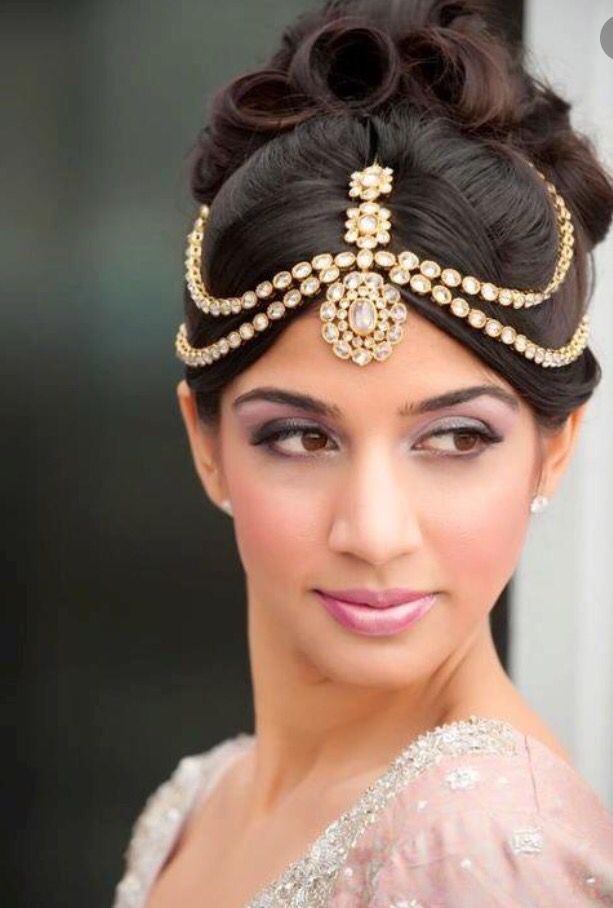 Asian Bridal Hairstyle : 30 best bridal hairstyle images on pinterest