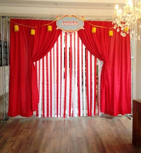 Best Circus Decorations Ideas On Pinterest Carnival - Circus birthday party ideas pinterest