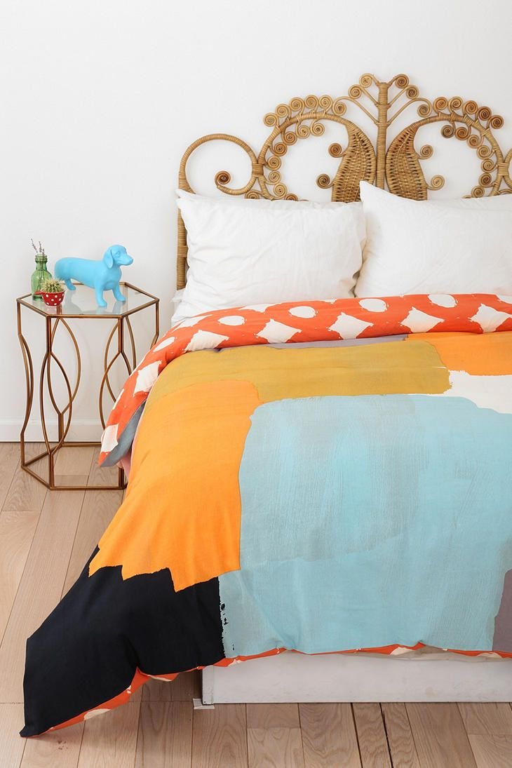 Char-Bea By Ashley G Patches Duvet Cover #urbanoutfitters
