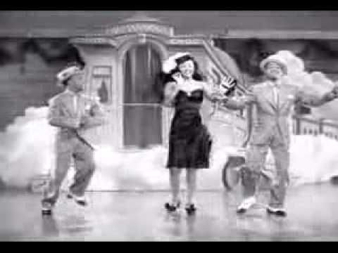 """Chattanooga Choo Choo"" by the Glenn Miller Orchestra with the Nicholas Brothers and Dorthy Dandridge."