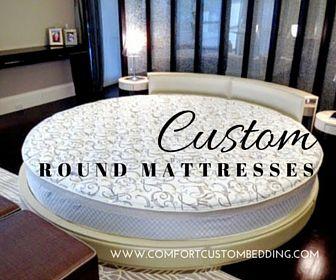Custom Round Mattress #comfort #custom #mattresses #roundmattress #roundbed #custommade #quality #dream #dreamhome #dreambedroom #dreambed #interior #interiordesign #mattressmonday #luxury #lavish #amazing #loveit #musthave #custombed #comfy #luxurious #photooftheday #picoftheday