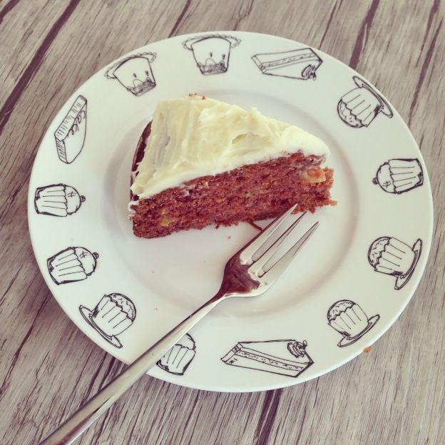 hemelse carrotcake