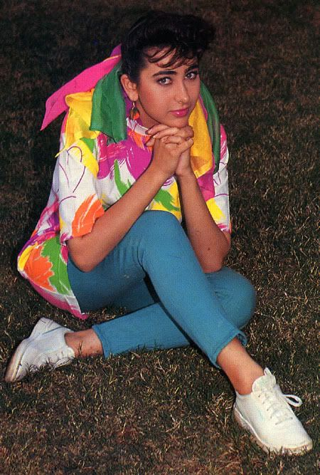 Bollywood Album: Karishma Kapoor. she was one of the most successfull actress in hindi film cinema