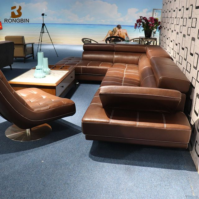 Source Luxury Living Room Sofa Furniture Factory Direct Sale High