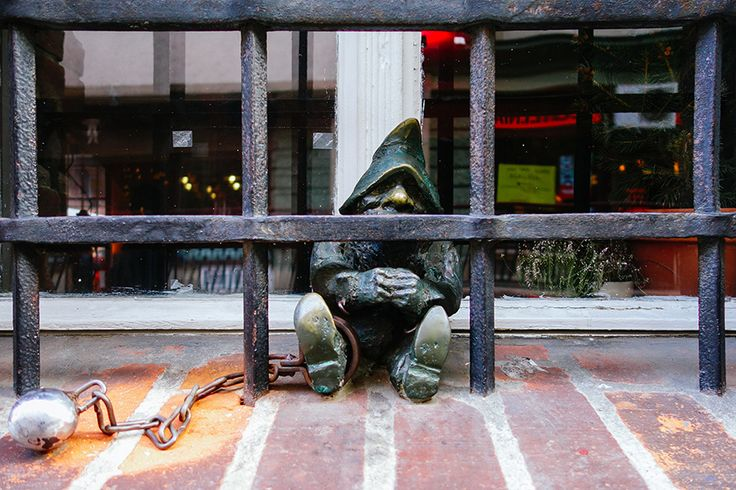 Gnome Hunting in Wrocław - The Department of WanderingThe Department of Wandering