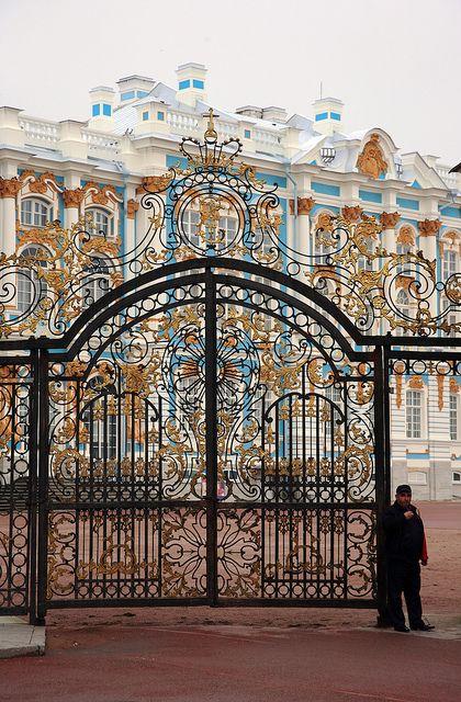 Tsarskoe Selo (Pushkin) ,Saint Petersburg,Russia by kukkaibkk on Flickr