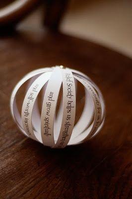 "Relief Society ""New Dimension"" Ball | Inkablinka"