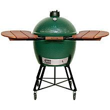 Buy Big Green Egg XL BBQ with Shelves and Charcoal Online at johnlewis.com