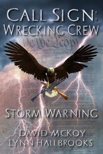 Call Sign: Wrecking Crew (Storm Warning) by [McKoy, David, Lynn Hallbrooks] - http://reneepawlish.com/promo/