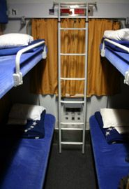 A guide to travelling by overnight train in a Sleeper or couchette . . .
