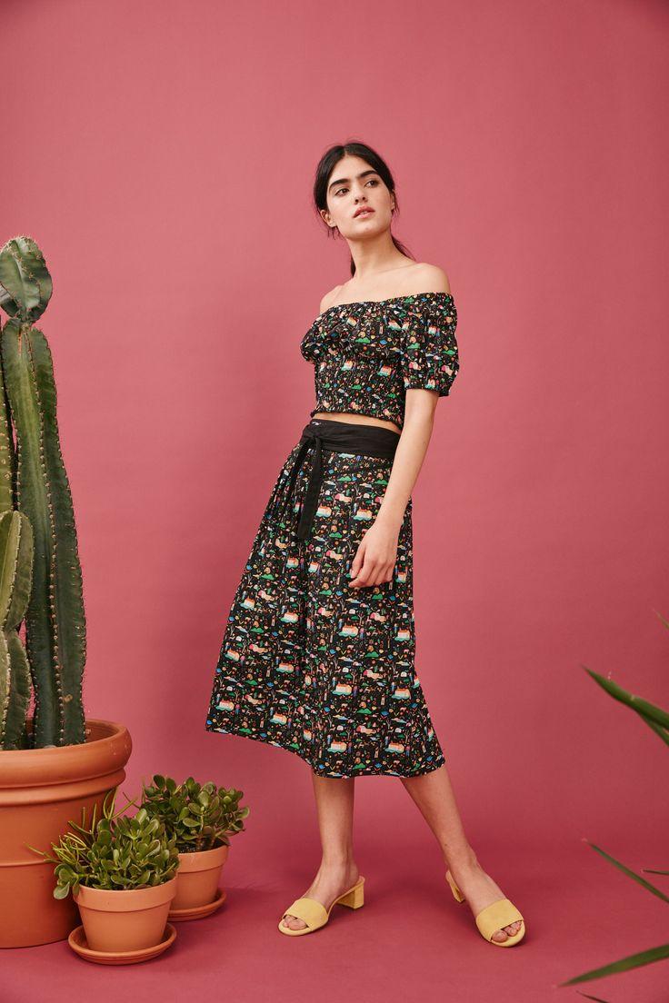 Rachel Antonoff - Spring 2017 Ready-to-Wear