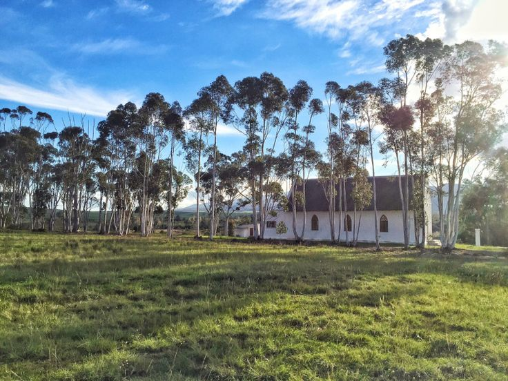 The Church at Stormsvlei Riverside Cottages