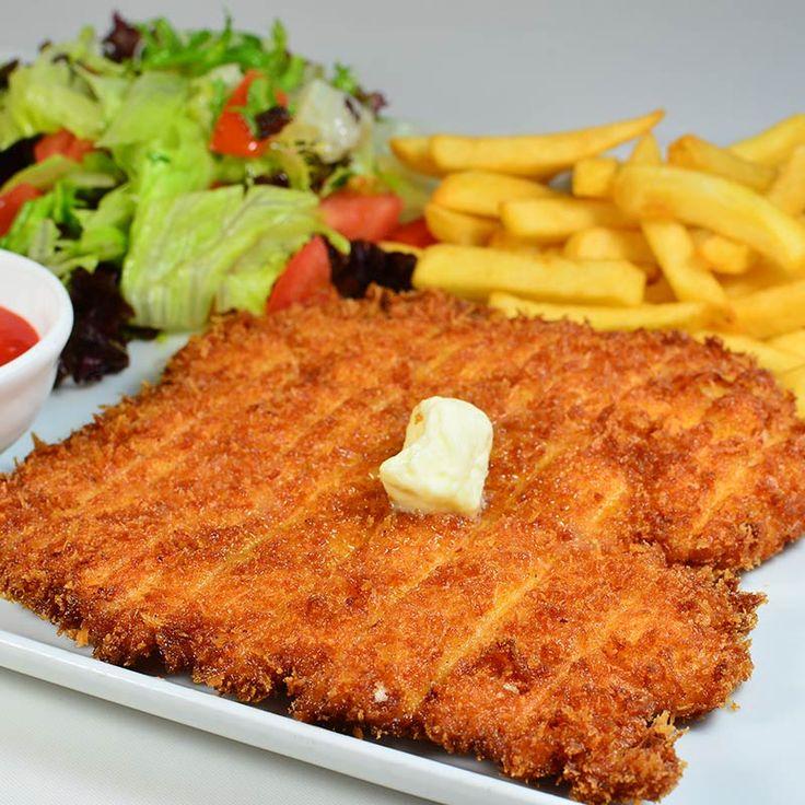 Piliç Schinitzel - Eziç Restaurants