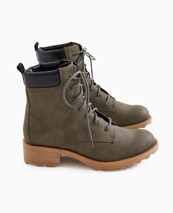 Vegan Leather Hiking Boots Vegan Leather Hiking Boots