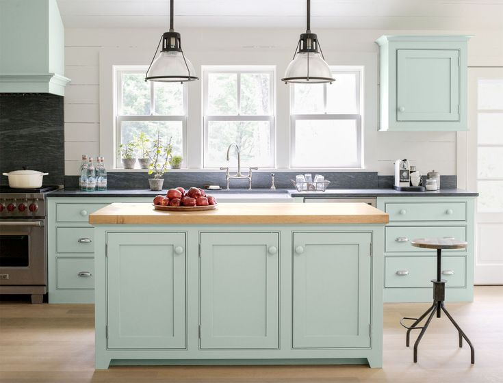83 best Seaglass Kitchens images on Pinterest   Cuisine vintage, My ...