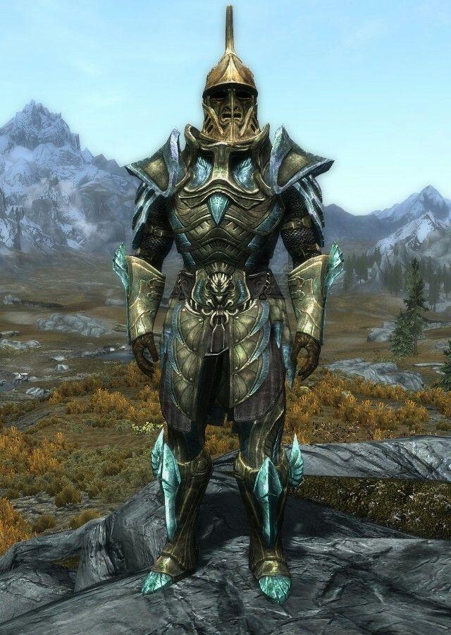Más de 25 ideas increíbles sobre Skyrim dragonscale armor ...
