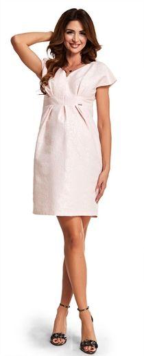 Crystal платье для торжественного случая из ткани имитирующей кружево для беременных и кормящих