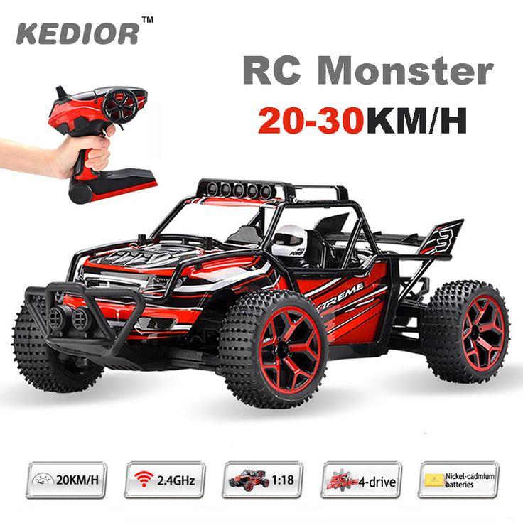 Máquina de alta velocidad velocidad de deriva del coche del rc 1:18 coches de radio control micro carreras de coches de control remoto modelo toys con la batería de lipo