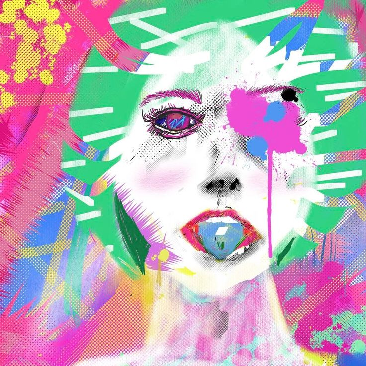 Acイィd  #絵 #アート #クロッキー #ドローイング #イラスト #サイケデリック #psychedelic #art #chroquis #drawing #illustration #instaart #colorful #paint #drawing #AOC #ARTOFCREATORS #skΩんDA #グループ展 #展示会 #千駄木STOODIO