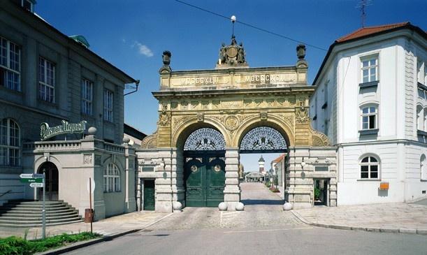 Česko, Plzeň - Pivovar Plzeňský prazdroj