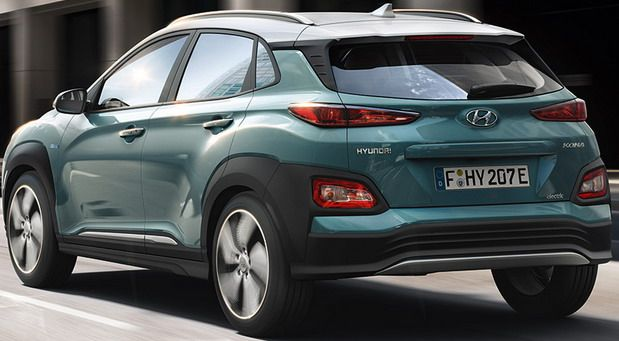 Elektricni Hyundai Kona Ev Hyundai Hyundai Motor Kona
