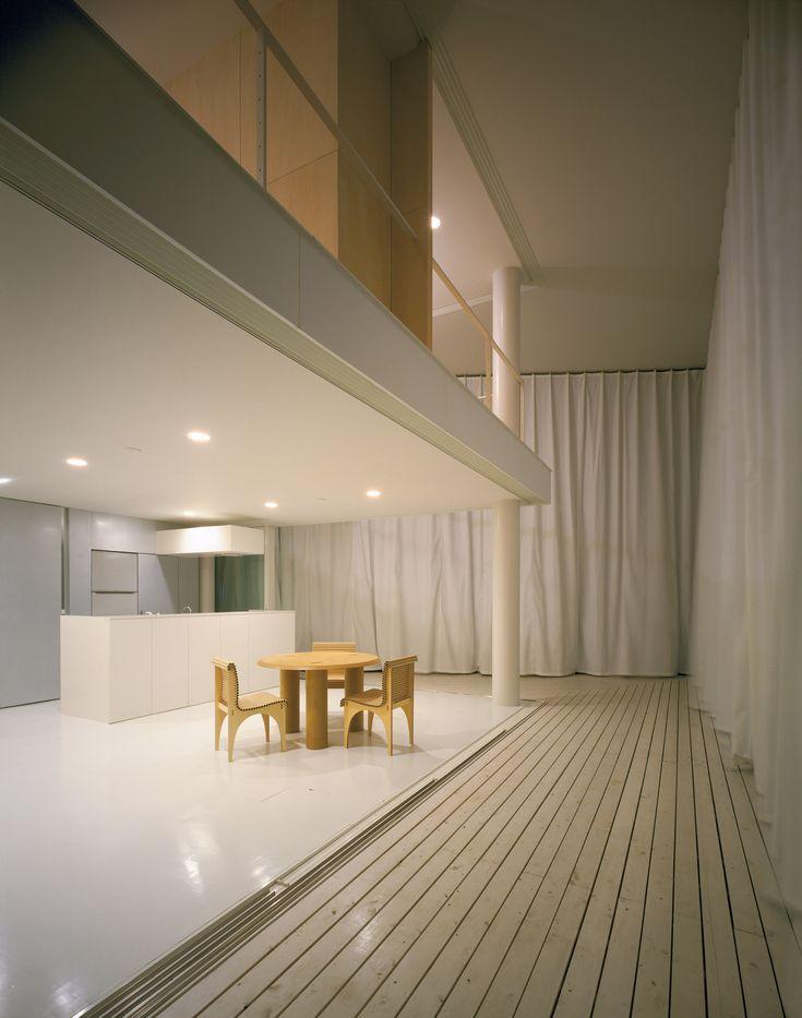 La Obra Arquitectónica del Premio Pritzker 2014, Shigeru Ban,Curtain Wall House…