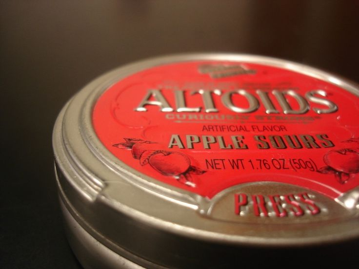 Why Were Altoids Sours Discontinued? Here's The Sad Truth About The Puckery Candy's Mysterious Disappearance