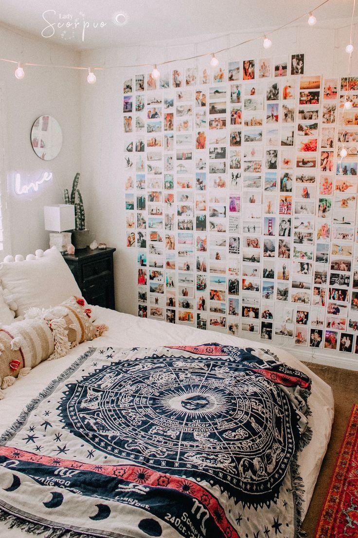 Zodiac Wheel Blanket in 2020 Room decor, Aesthetic room
