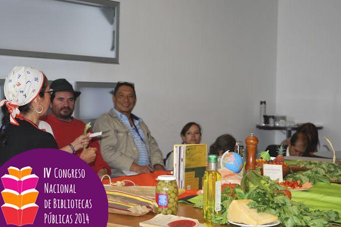 Cocina y letras –Mónica Lucia Vivas