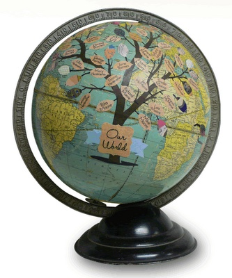 53 best map globe travel party images on Pinterest Travel party - fresh wendy gold world map