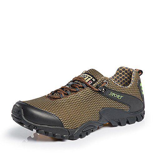 The First Outdoor Men s Slip on Brisk Hiking Shoe   B01EN4WKWY