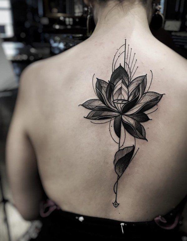 35 idéias de Tatuagens para a região da coluna | Mulheres tatuadas, Tatuagem, Tatuagens