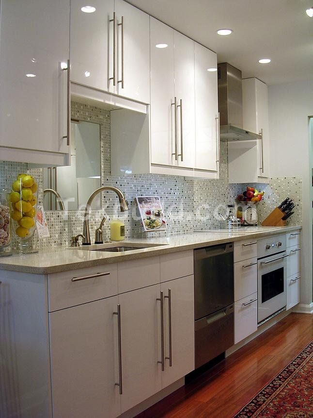 White Ikea Kitchen   Google Search. Condo KitchenLiving Room ... Part 70